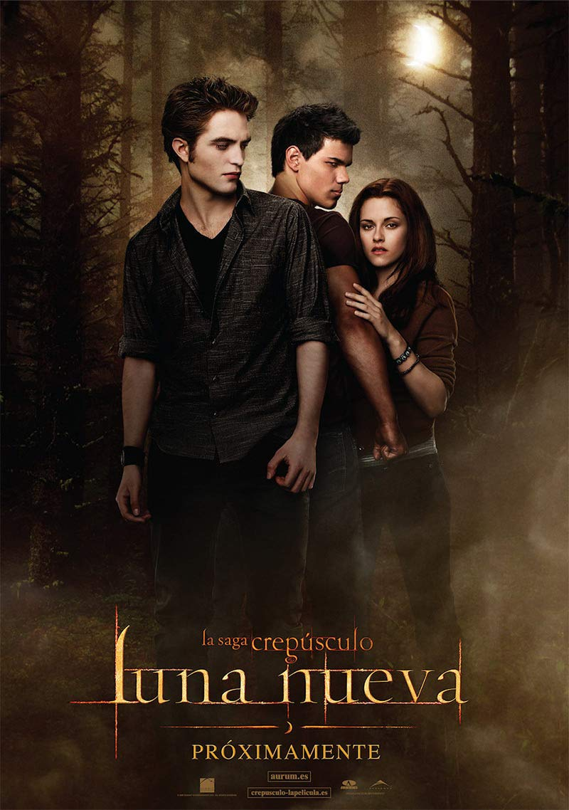 Luna nueva (Edición BR 2 Discos) Steelcase [Blu-ray]: Amazon.es: Stewart, Kristen, Pattinson, Robert, Weitz, Chris, Stewart, Kristen: Cine y Series TV