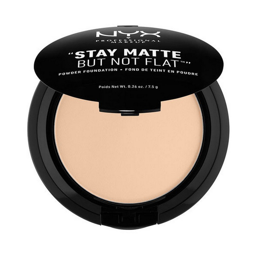 NYX Professional Makeup Stay Matte But Not Flat Powder Foundation 7.5g-09.5 Olive