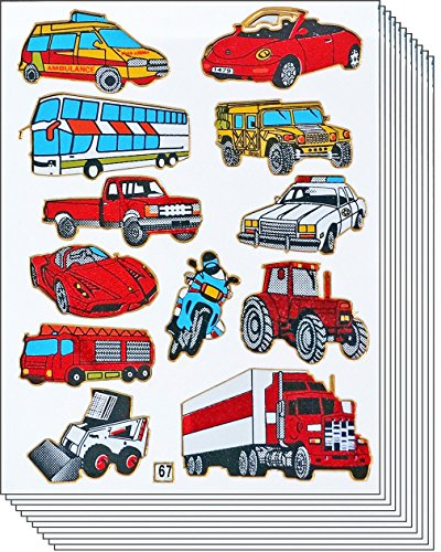 Jazzstick Vehicles Motorbike Decorative Sticker product image