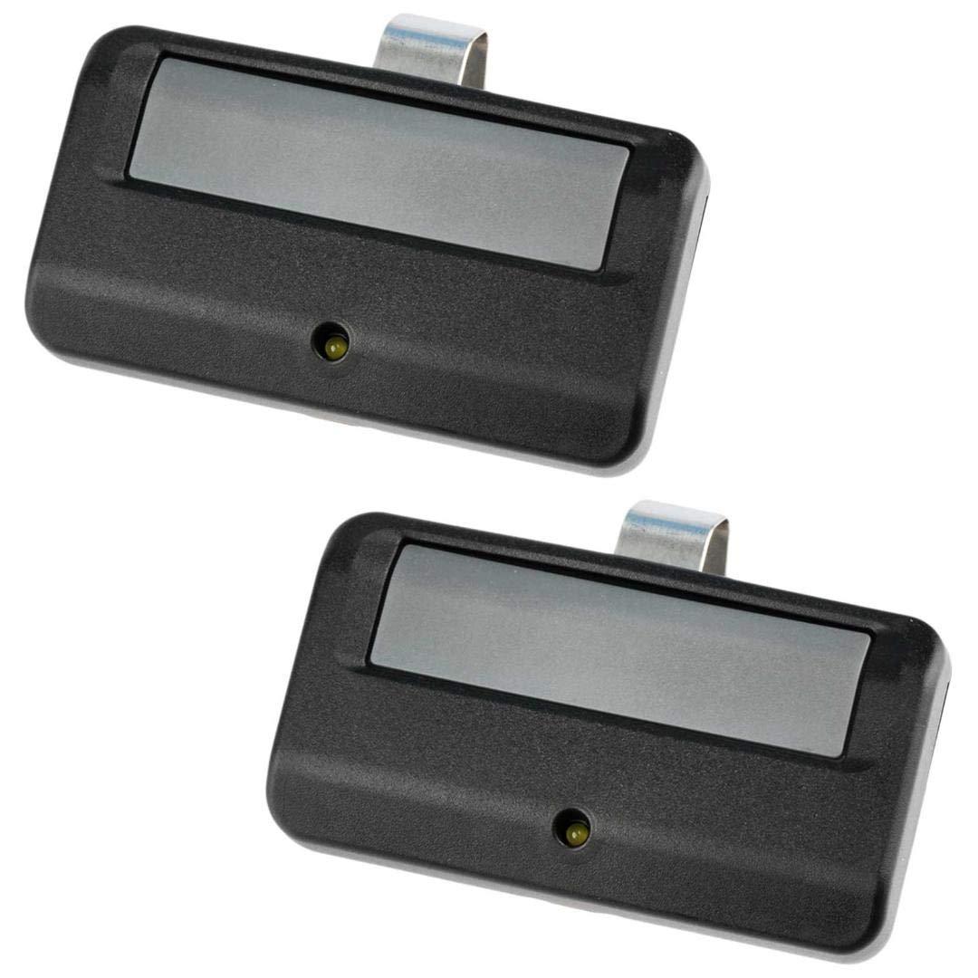 2 For Chamberlain Liftmaster Craftsman Garage Door Opener Remote Control 893LM