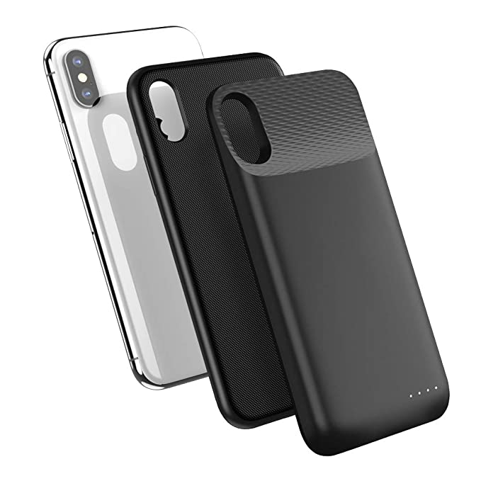 new arrival ff469 1510a UGREEN Battery Case Qi Wireless Charger Compatible for iPhone X XS, 3600  mAh Portable Protective Charging Power Case Rechargeable Backup Power Bank  ...