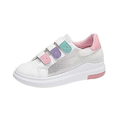 Amazon.com: SOOTOP - Zapatillas de running para mujer ...