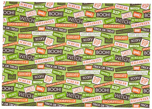 Ursus 11854602 Photo Card Happy Halloween 300 g/m² DIN A4 Motif 02 10 Sheets -