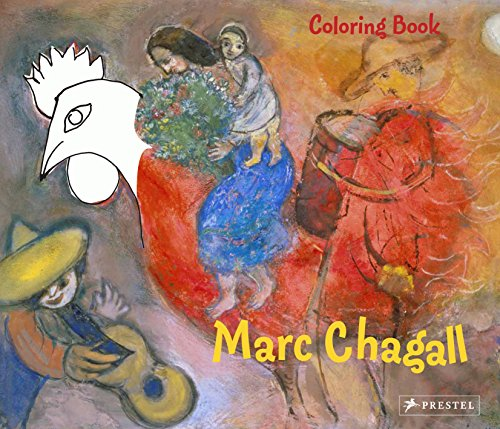 - Coloring Book Chagall