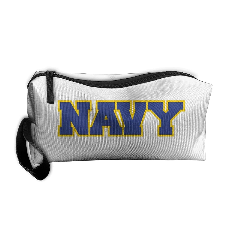 f70086596c2d Makeup Bag Navy 1 Vector Travel Bag Cosmetic Bag Portable Storage ...