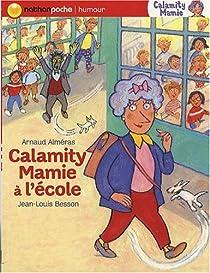 Calamity Mamie à l'école par Alméras