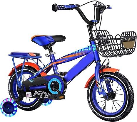 Xiaoping Bicicleta para niños 3-6-7 años de Edad Bicicleta para ...