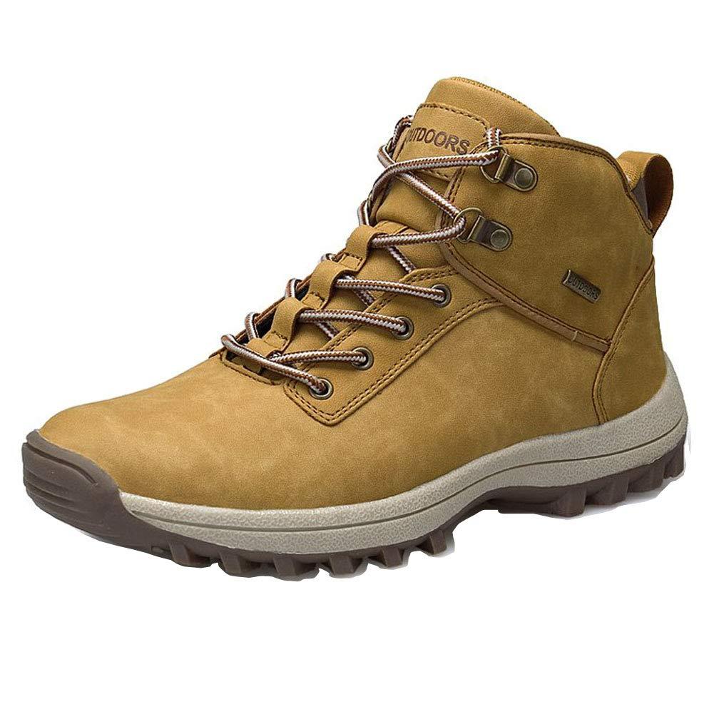 Hombres Trekking Botas Impermeables Zapatillas de Senderismo Trekking Zapatos de Deporte Sneakers 39-46