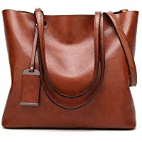 Women Handbag Shoulder Bag Tote Purse PU Leather Ladies Messenger Bag