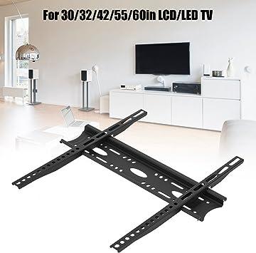 Fendysey Soporte de Montaje en Pared para TV, Montaje en Pared para TV sin caída, para televisores LCD/LED de 30/32/42/55/60 Pulgadas: Amazon.es: Electrónica