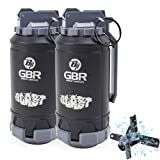 ActionUnion 2pcs Tactical CS Grenades Water