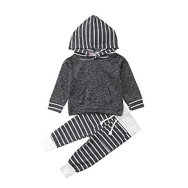 53e5463f5 Amazon.com  Toddler Kids Baby Boys Clothes Hoodies Sweatsuits Shirts ...