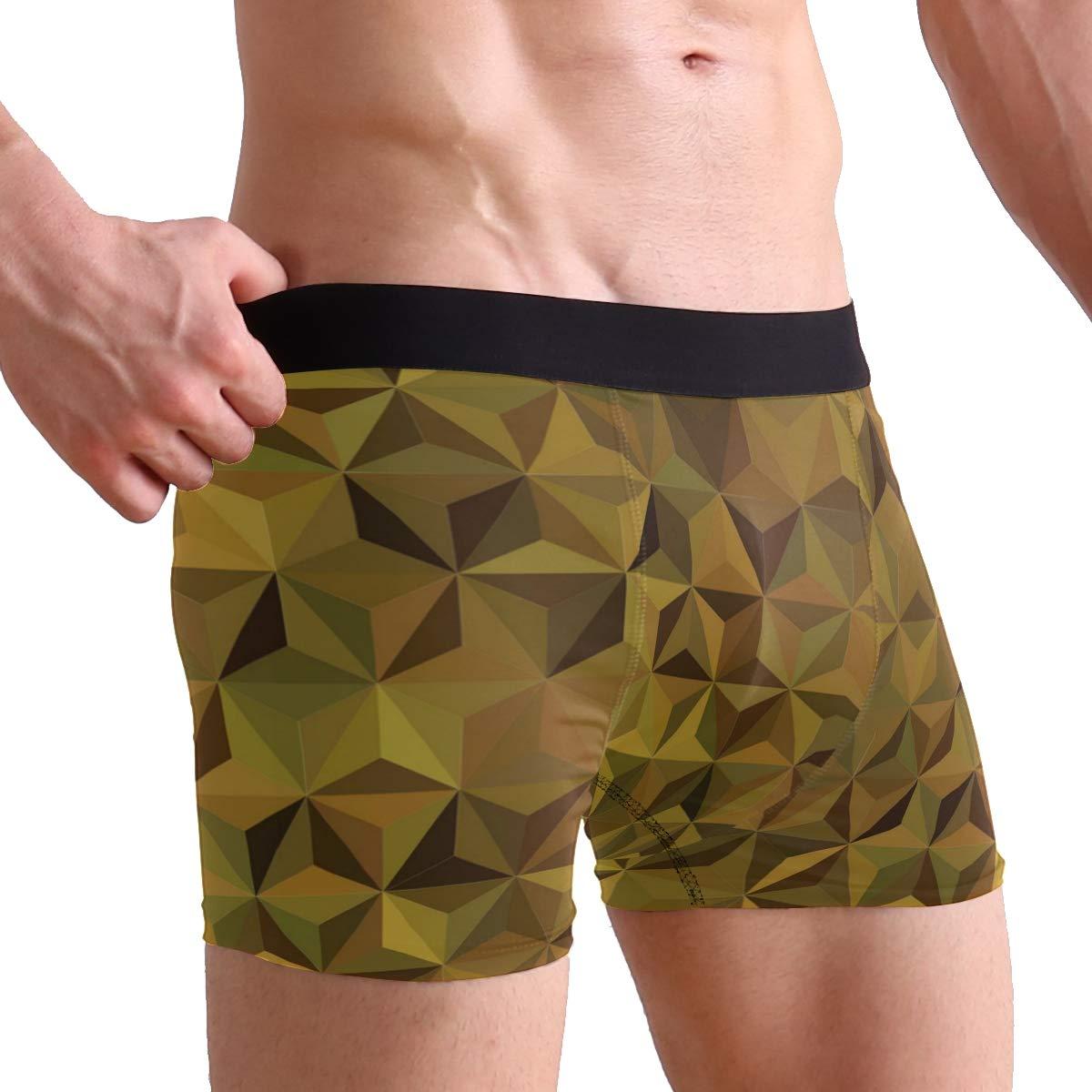 Case Camo Military Camouflage Mens Underwear Mens Bag Soft Cotton Underwear 2 Pack