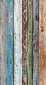 Livingwalls panel autoadhesivo Pop Up Panel colorido 2,50 m x 0,35 ...