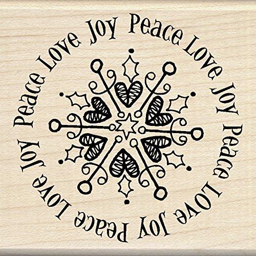 Peace Stamp - 9