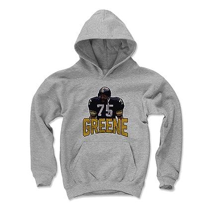 san francisco fe432 59bd8 Amazon.com : 500 LEVEL Mean Joe Greene Pittsburgh Football ...