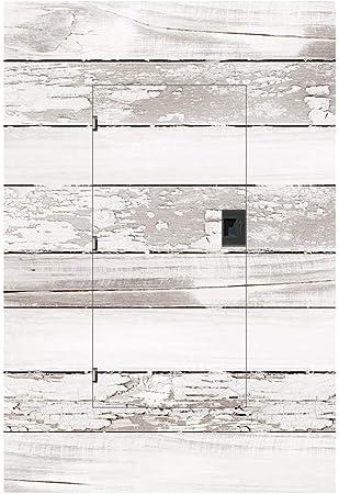 [SCHEMATICS_4PO]  Amazon.com: Fuse-In Designs Decorative Electrical Panel Cover ~ Whitewashed  Board Horizontal (Medium (16