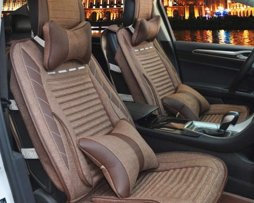 最安価格 カーカーシートプロテクター用シートカバー 一般的な車のクッションカバーリネンデラックス版(10セット)一般的な車のクッションカバーフォーシーズンズユニバーサル3色のオプション カーシートクッションカーシートマット (色 : : 1) B07PJRMZGH B07PJRMZGH 3 (色 3, ガーデニングと雑貨の菜園ライフ:61f413d4 --- quiltersinfo.yarnslave.com