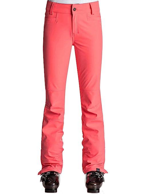 536508c25b2b ROXY pantalone snowboard CREEK NEON GRAPEFRUIT woman AI17