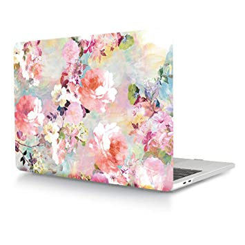 Amazon.com: HRH - Carcasa rígida para Apple MacBook Air de ...