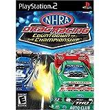 NHRA Countdown to the Championship 2007 - PlayStation 2