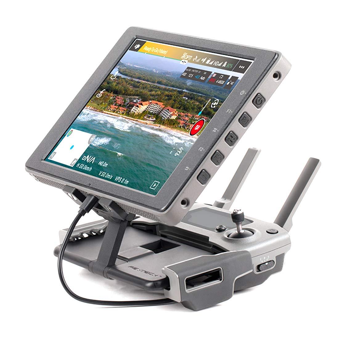 PGYTECH Foldable CrystalSky Mounting Bracket Holder for DJI Mavic 2/Mavic Pro/Mavic Air/Spark