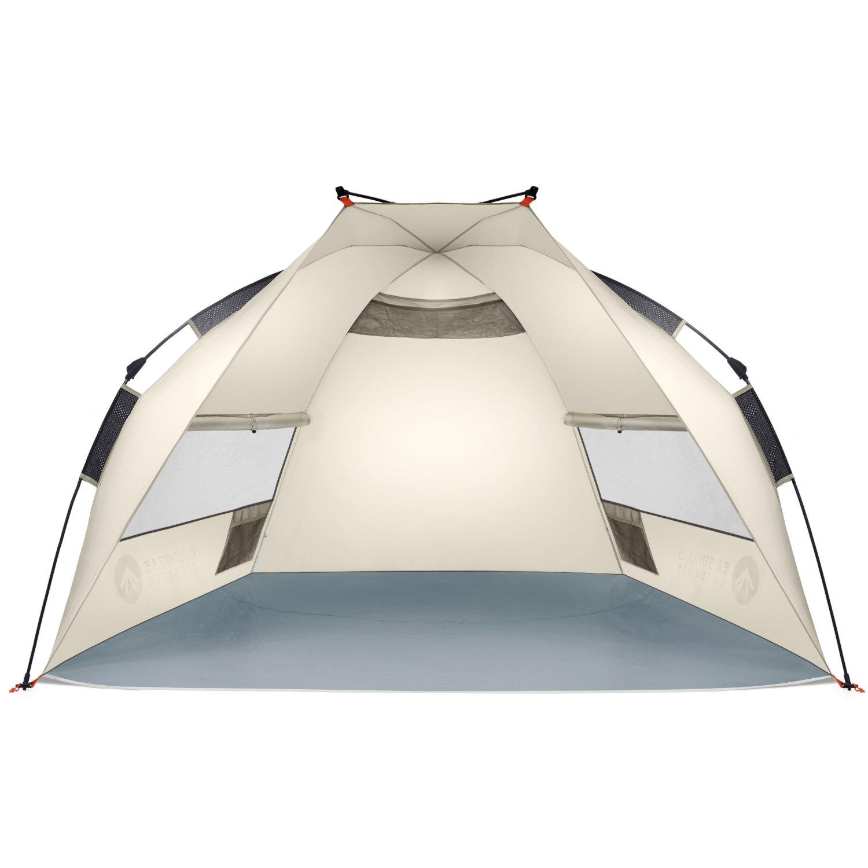 Easthills Outdoor Instant Shader Lite Instant Shade tragbares, leicht aufbaubares Strandzelt, Sonnenschutz - UPF 50+