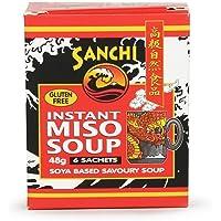 Sanchi - Sopa miso instantánea con algas (6