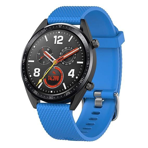 para Huawei Watch GT Correa, Heligen Correa para la muñeca de Reloj ...