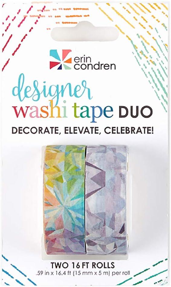 Cinta adhesiva decorativa 2 rollos (DSDL)