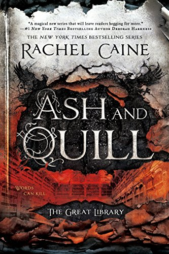 Ash and Quill (The Great Library Book 3) ()