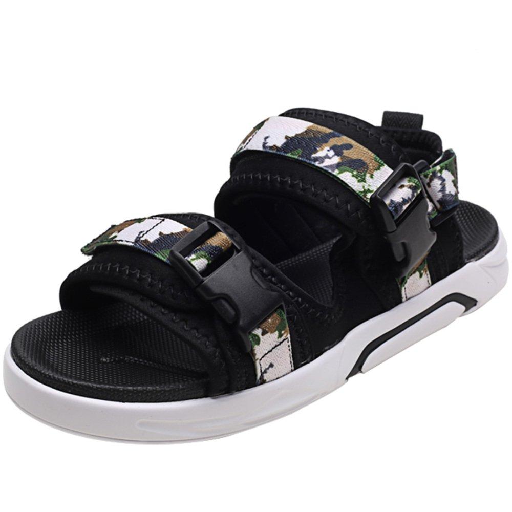 MYXUA Sandalias Antideslizantes De Verano Para Hombres Zapatos Deportivos De Playa De Punta Abierta Para Jóvenes. 41EU 1