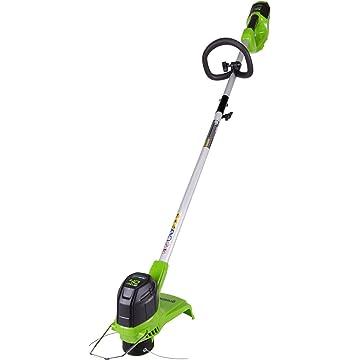 powerful Greenworks BST4000