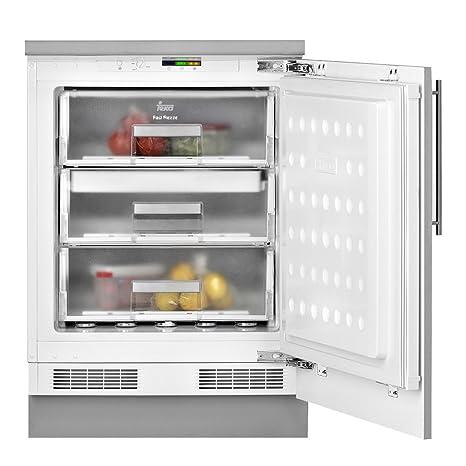 Teka TGI2 120 D Integrado Vertical 87L A+ Blanco - Congelador (Vertical, 87 L