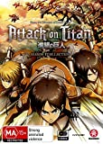 Attack on Titan Season 1 | Anime | NON-USA Format | PAL Region 4 Import - Australia