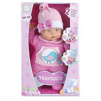 Famosa 700012663 – Nenuco con Chupete, muñeca, 30 cm