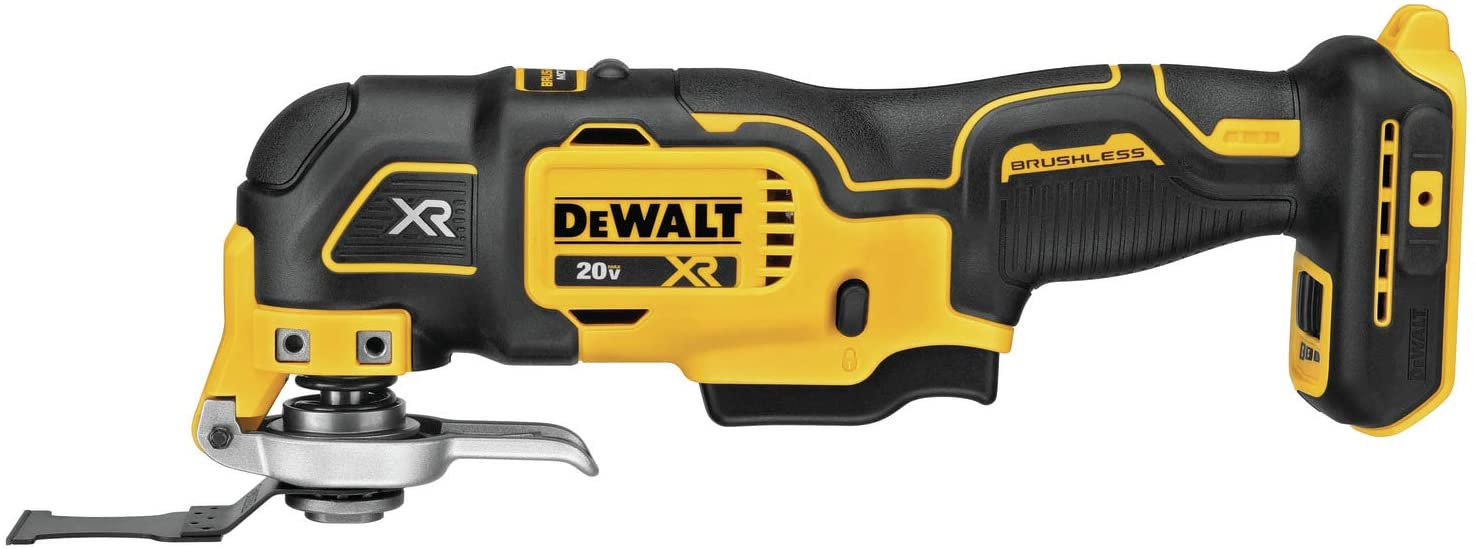 DEWALT DCS356B 20V XR Variable Speed Oscillating Multi-Tool (Tool Only)