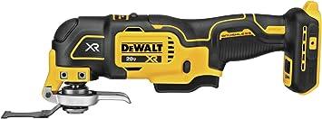 DEWALT 20V Max XR Oscillating Multi-Tool, Variable Speed, Tool Only (DCS356B)