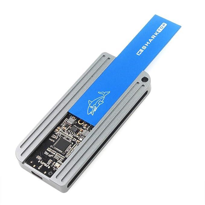 JEYI i9-ICESHARK HDD Enclosure JMS583 Master Control Type C3.1 ...