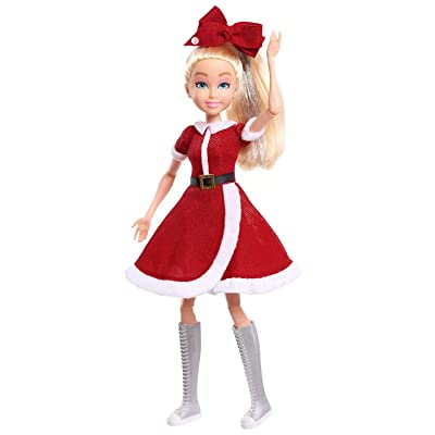 JoJo Siwa 18 Holiday Doll: Toys & Games