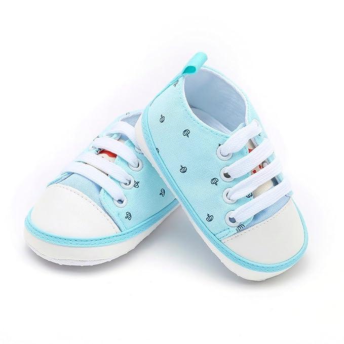 ❤ Zapatos Casuales Recién Nacidos Niño Bebé Niñas Niños Corona Imprimir Suela Linda Linda Absolute: Amazon.es: Ropa y accesorios