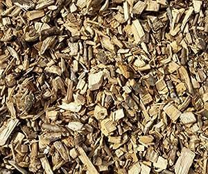 Pella de madera * * häcksel * Decoración o mantillo–Natural–53litros–Gastos de Envío libre