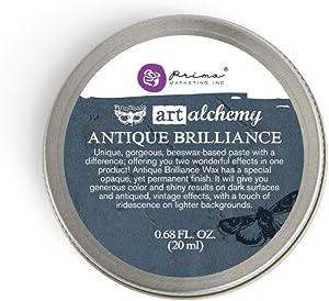 Prima Marketing Art Alchemy Antique Brilliance-Mystic Turquoise