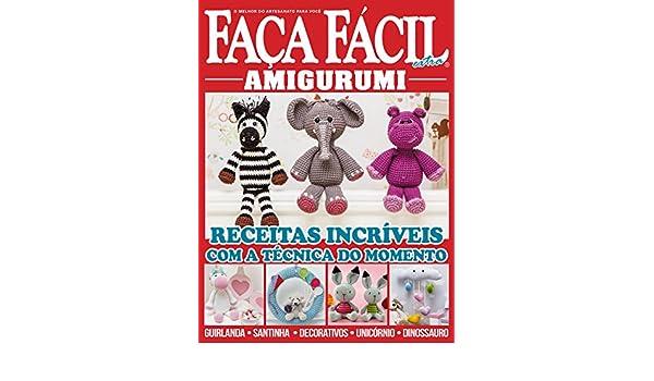 Amigurumi Unicornio Flufly | Elo7 | 350x600