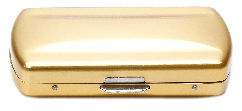 Amazon.com: Calabria pfr-30 plegable de metal anteojos de ...