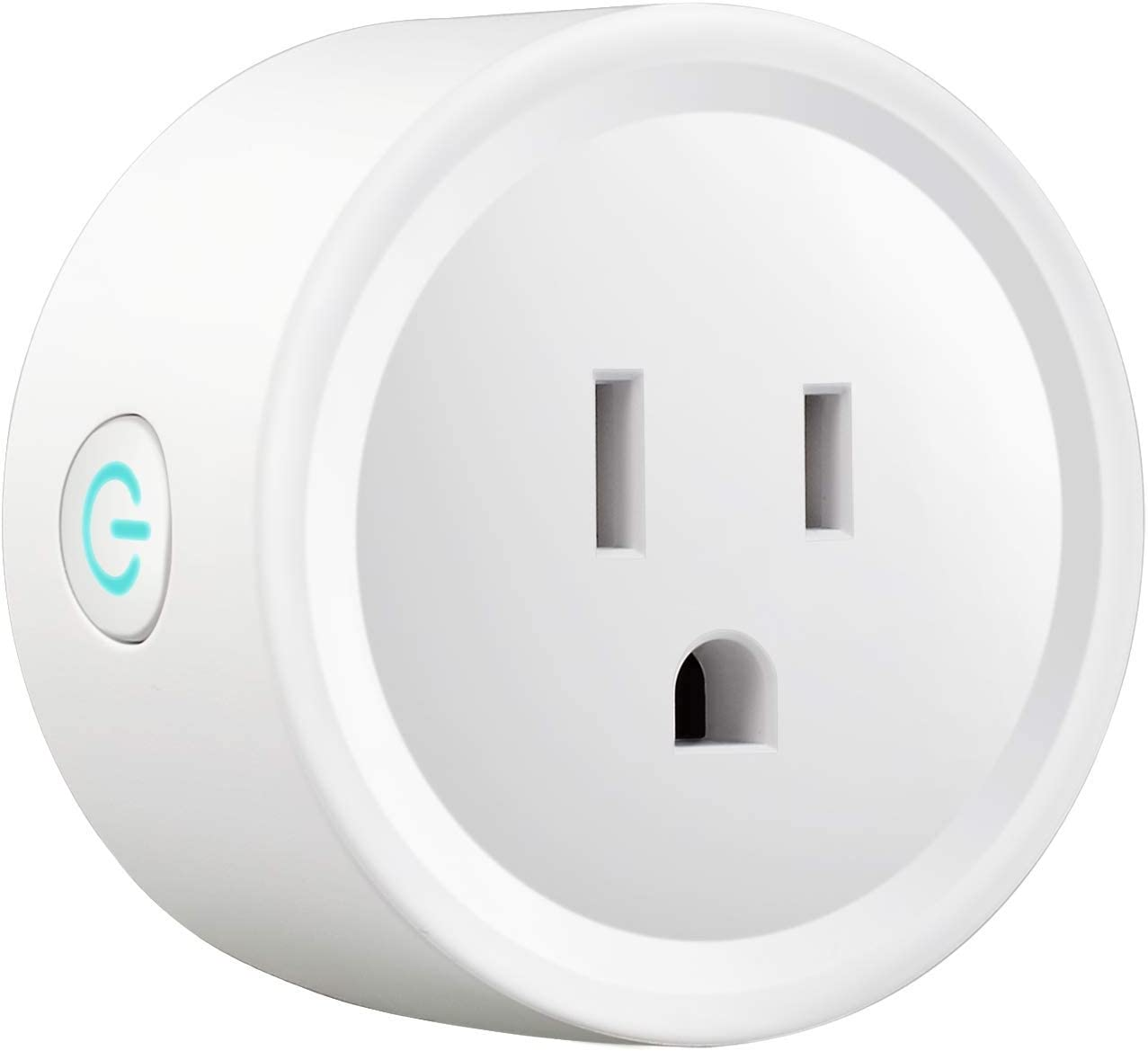 Smart Plug Works with 2.4G Wifi socket Compatible with Alexa Google Home