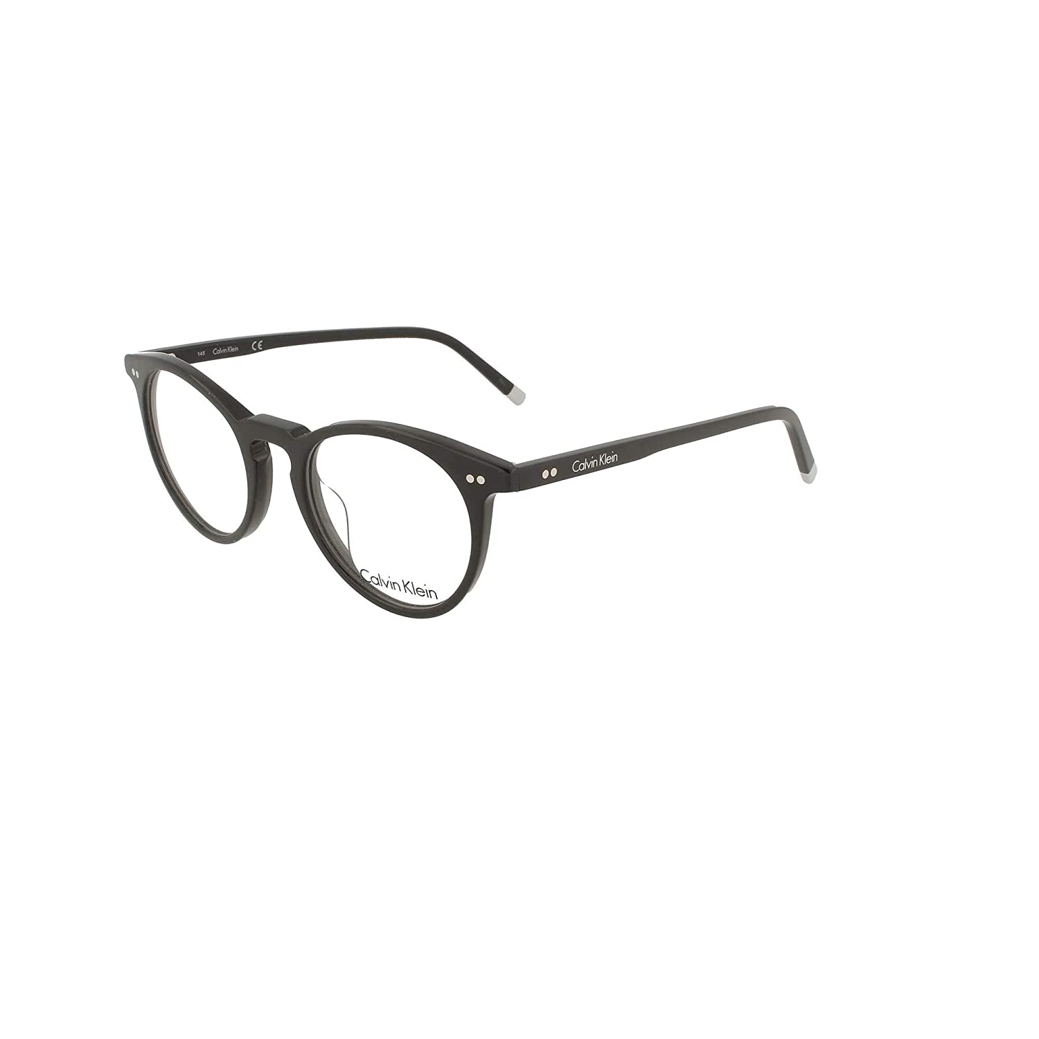 0928cdc0ca6 Eyeglasses CK 5937 001 BLACK at Amazon Men s Clothing store