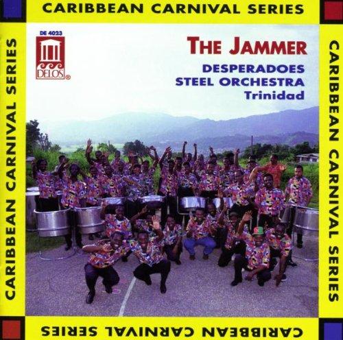 CD : Desperadoes Steel Orchestra - Jammer (CD)