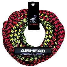Kwik Tek Airhead 2 Rider Tube Rope 2 Section Float