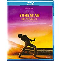 Bohemian Rhapsody: La Historia de Freddie Mercury [Blu-ray]